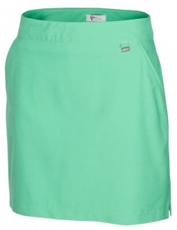 "SALE Greg Norman Ladies 18"" Pull On Stretch Golf Skorts - ESSENTIALS (Assorted Colors)"