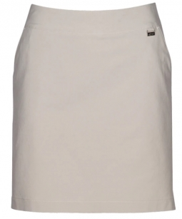 "Greg Norman Ladies ML75 18"" Pull On Stretch Golf Skorts - ESSENTIALS (Assorted Colors)"