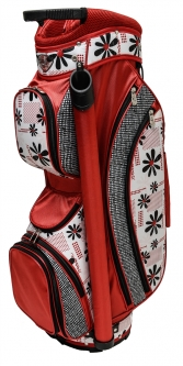 Glove It Ladies 8-way Golf Cart Bags - Daisy Script