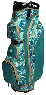 Glove It Ladies 14-way Golf Cart Bags - Jungle Fever
