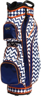 Glove It Ladies 14-Way Golf Cart Bags - Coastal Tile