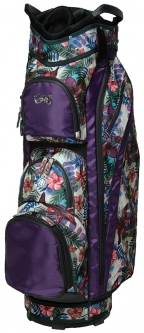 Glove It Ladies 14-Way Golf Cart Bags - Tropical