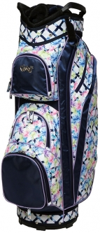 Glove It Ladies 14-Way Golf Cart Bags - Pastel Lattice