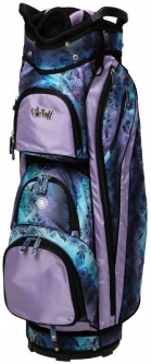 Glove It Ladies 14-Way Golf Cart Bags - Lilac Paisley