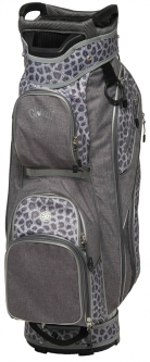 Glove It Ladies Golf Cart Bags - Snow Leopard