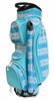 CLEARANCE All for Color Ladies Golf Cart Bags - Capri Cove