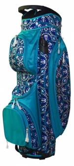 Clearance All for Color Ladies Golf Cart Bags - Artisan Tile
