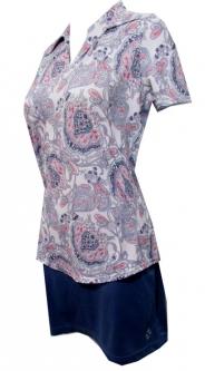 503f775e305 JoFit Ladies   Plus Size Golf Outfits (Shirt   Skort) - Dixie (Dixie
