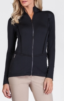 Tail Ladies & Plus Size Leilani Golf Jackets - ESSENTIALS (Black or White)