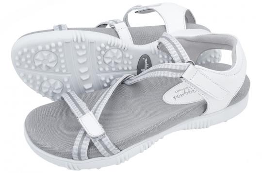 Sandbaggers Ladies Galia Golf Sandals