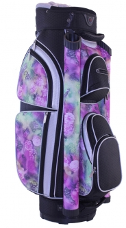 Hunter Ladies Eclipse Golf Cart Bags - Midnight Floral