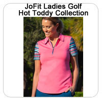 JoFit Ladies Golf Hot Toddy Collection