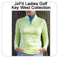 JoFit Ladies Golf Key West Collection