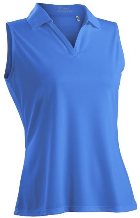 e59c7a33b95 Nancy Lopez Women s Plus Size Sleeveless Golf Shirts (Luster) - Assorted  Colors