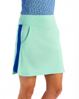 "Nancy Lopez Ladies & Plus Size 18"" Pull On Golf Skorts (Glory) - Assorted Colors"