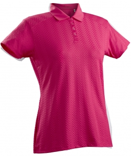 Nancy Lopez Ladies & Plus Size Short Sleeves Golf Polo Shirts - Grace (Assorted Colors)