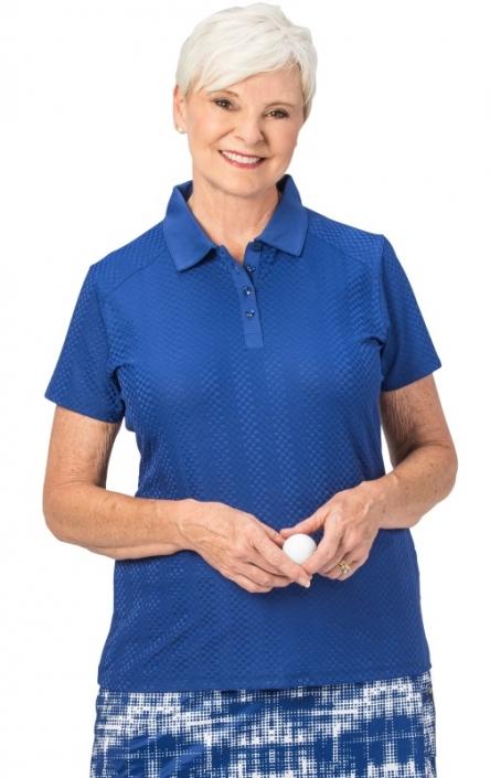 8544233fe06 Nancy Lopez Ladies   Plus Size GRACE Short Sleeve Golf Polo Shirts -  Assorted Colors