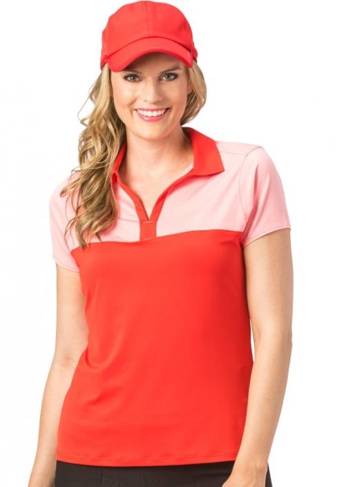 c1755d77c2c Nancy Lopez Ladies   Plus Size PURSUIT Short Sleeve Golf Polo Shirts - Assorted  Colors