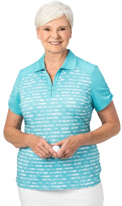 509d5ba7606 Nancy Lopez Ladies   Plus Size RACE Short Sleeve Golf Polo Shirts -  Assorted Colors