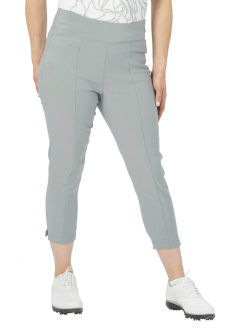 "Nancy Lopez Ladies & Plus Size PULLY 24"" Inseam Pull On Golf Capri - ESSENTIALS (Assorted Colors)"