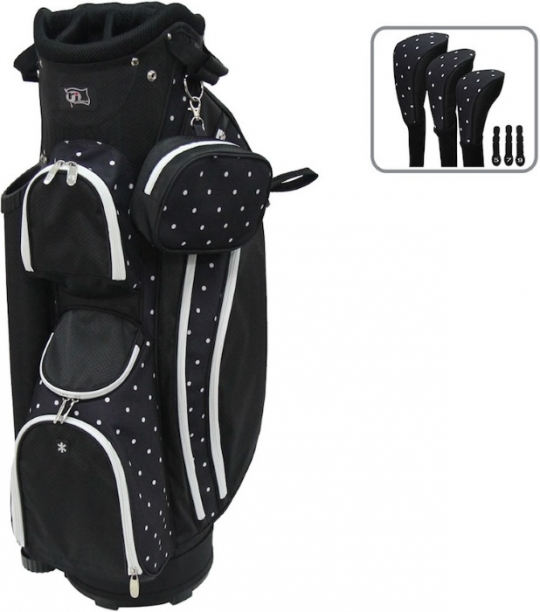 Rj Sports Las Lb 960 9 Golf Cart Bags Polk