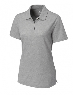 Cutter & Buck Women's Plus Size CB DryTec Elliot Bay Golf Shirts - Assorted Colors