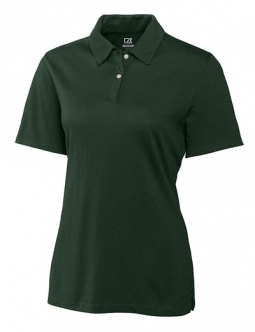 CLEARANCE Cutter & Buck Women's Plus Size CB DryTec Elliot Bay Golf Shirts - Assorted Colors