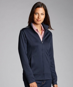 Cutter & Buck Ladies & Plus Size Long Sleeve WeatherTec™ Ridge Full Zip Jackets- Assorted Colors
