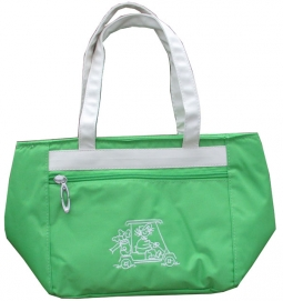 LGS Ladies Golf Cooler Totes - Golf Gals (Green)