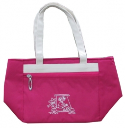 LGS Ladies Golf Cooler Totes - Golf Gals (Hot Pink)