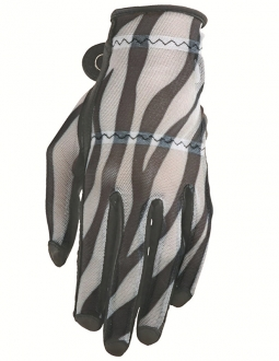 SPECIAL HJ Glove Ladies Solaire Tan Through Full Length Golf Gloves - 2 Colors (LH & RH)
