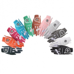 SPECIAL HJ Gripper Micro-Fiber Ladies Golf Gloves in 11 Colors (LH & RH)