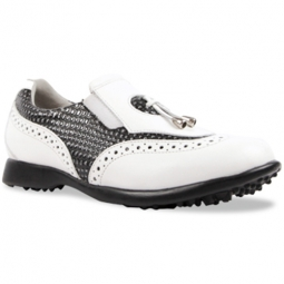 Sandbaggers Ladies Golf Shoes - MADISON II Blackstone