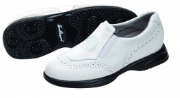 Sandbaggers Ladies Golf Shoes - MADISON White