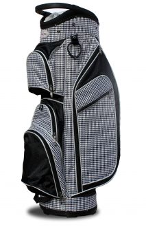 Taboo Fashions Ladies Lightweight Golf Cart Bags - Monaco Premium (Timeless Noir)