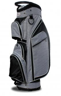 Taboo Fashions Ladies Lightweight Golf Cart Bags - Monaco Premium (Timeless  Noir) 37e7bf6c175ff