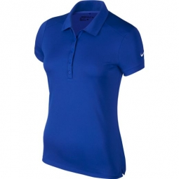 Nike Ladies & Plus Size Victory Solid Short Sleeve Golf Shirts - Assorted Colors