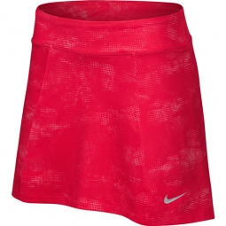 "CLEARANCE Nike Ladies 14.5"" Dry Knit Golf Skorts - Siren Red"