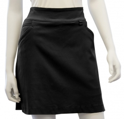 "EP Pro Ladies & Plus Size 19"" Bi Stretch Pull On Golf Skorts - ESSENTIALS (Assorted Colors)"