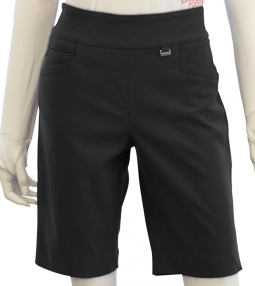 "EP New York Ladies & Plus Size Essentials 20"" Pull On Golf Shorts - Assorted Colors"