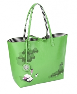 Sydney Love Ladies Golf Reversible Totes with Inner Pouch - Swing Time