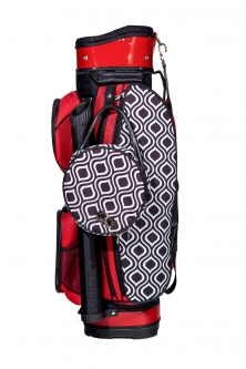 Sassy Caddy Ladies Golf Cart Bags - New Orleans