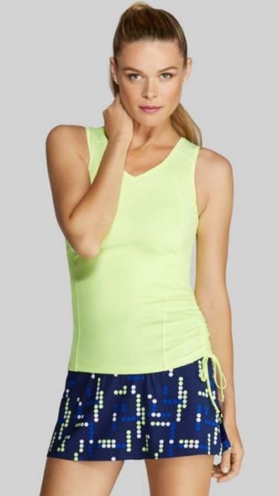 Loris Golf Shoppe Tail Ladies Plus Size Tennis Outfits Tank