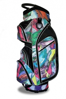 Taboo Fashions Ladies Monaco Lightweight Golf Cart Bags - Rembrandt