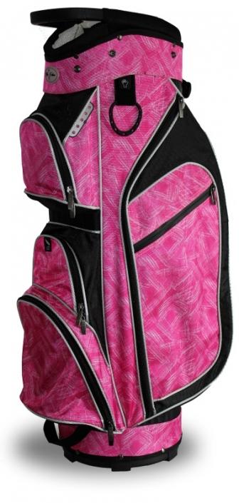 Taboo Fashions Las Monaco Lightweight Golf Cart Bags Moulin Rouge