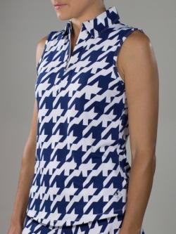 Lori 39 s golf shoppe jofit ladies plus size live in golf for Plus size sleeveless golf shirts