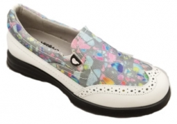Sandbaggers Ladies Vanessa Golf Shoes - Confetti