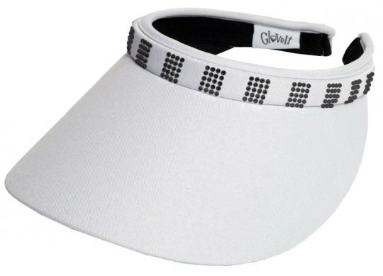 Glove It - Ladies White Golf Visor  a83f8a199a5