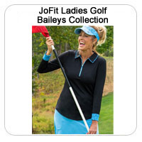 JoFit Ladies Golf Baileys Collection