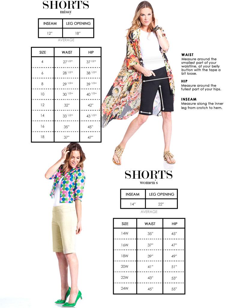 Slimsations Shorts